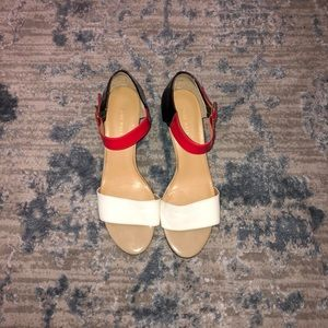 Nine West Heels, Size 9 1/2